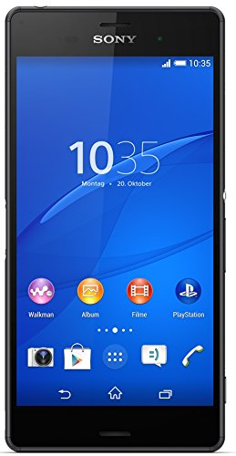 Sony-Mobile-Z3-Smartphone-dbloqu-52-pouces-16-Go-Android-Noir-import-Allemagne