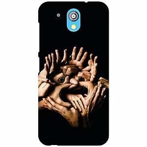 HTC Desire 526G Plus Back Cover - Multi Hands Designer Cases
