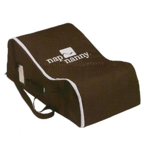 Nap Nanny Travel Bag, Chocolate