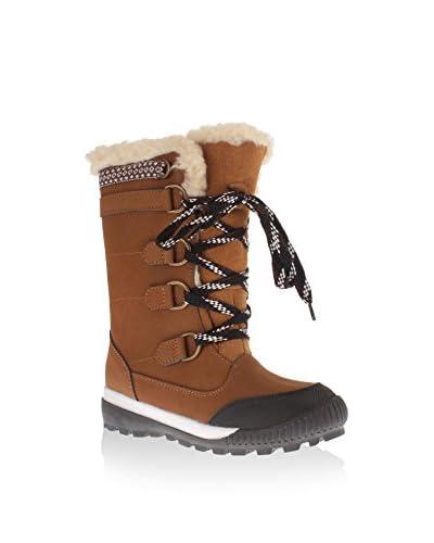 Gooce Botas de invierno Queyras Waterproof Castaño