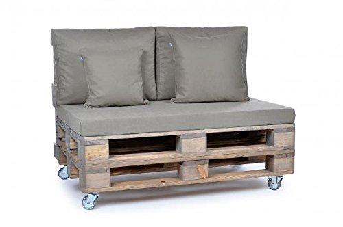 Palettenkissen-Gartenmbel-Auflagen-Sitzbankauflage-Matratzenauflagen-auch-m-Rckenlehne-bzw-Dekokissen-wie-Baumwolle-taupe-scheuer-und-abriebfest-fr-Loft-oder-Lounge