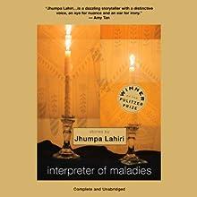 Interpreter of Maladies Audiobook by Jhumpa Lahiri Narrated by Matilda Novak