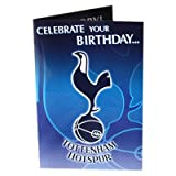 Tottenham Hotspur F.C. Musical Birthday Card. A perfect product/gift to show support for the team you love. Also availible in other clubs.