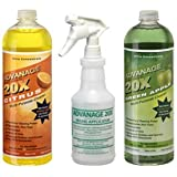 ADVANAGE 20X Multi-Purpose Cleaner Citrus & Green Apple 2 Pack - Manufacturer Direct - Our Newest Formula!