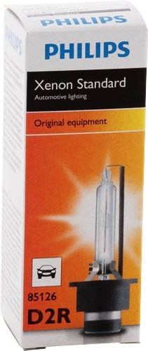 Philips D2R Xenon HID Headlight Bulb, Pack of 1 $34.50