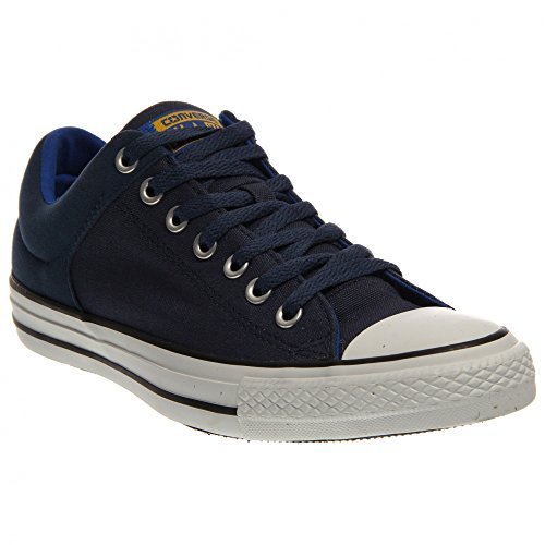 Converse Unisex Chuck Taylor High Street Converse Nav Basketball Shoe 9 Men US / 11 Women US