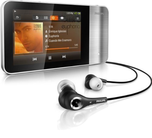Philips GoGear Muse 16GB MP4 Player SA3MUS16S