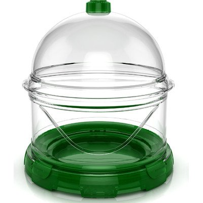 BioBubble Terra Convertible Habitat, Emerald Green