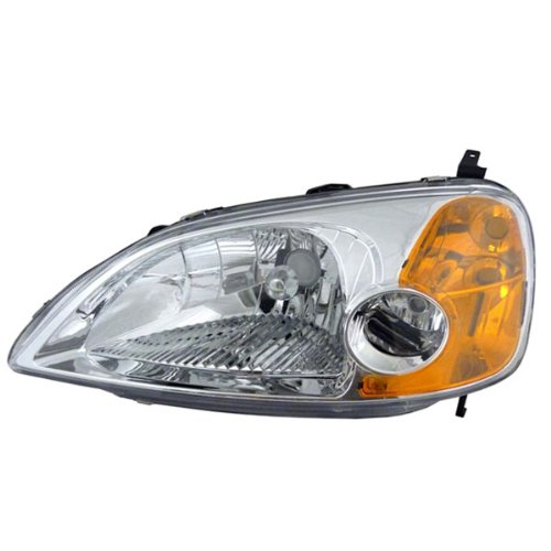 honda civic headlight headlight for honda civic. Black Bedroom Furniture Sets. Home Design Ideas