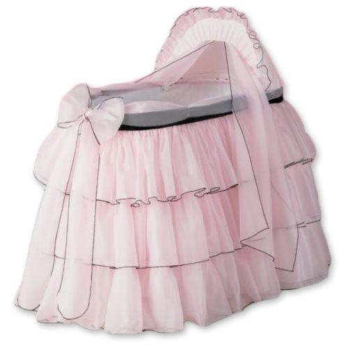 Ababy Sherbert Bassinet Liner Skirt/Hood, 17X31 front-187484