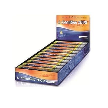 Inko Active Power Burner 1000 2 x 20 x 25 ml Trinkgläser 2er Pack