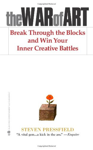 Sale alerts for Black Irish Entertainment LLC The War of Art: Break Through the Blocks and Win Your Inner Creative Battles - Covvet