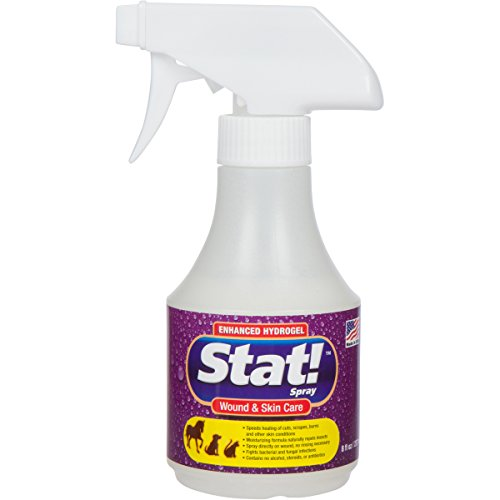 stat-spray-pet-wound-skin-care-with-enhanced-hydrogel-first-aid-treatment-for-dogs-cats-horses-speed