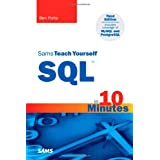 Sams Teach Yourself SQL in 10 Minutesby Ben Forta