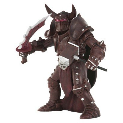 "Terra Fantasy 5"" Razhanmol the Unholy Warrior figure 1:40 scale"