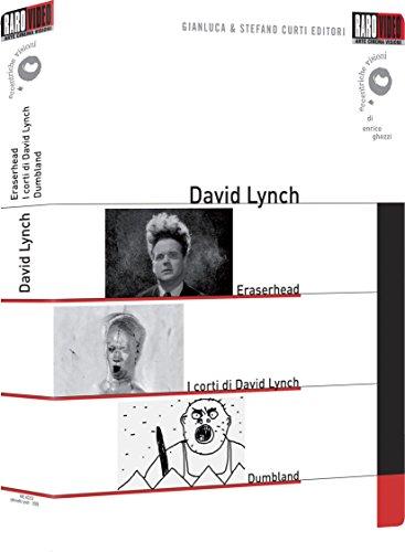 David Lynch (Cofanetto 3 Dvd)