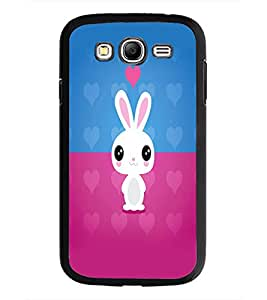 PrintDhaba Bunny D-5864 Back Case Cover for SAMSUNG GALAXY GRAND NEO PLUS (Multi-Coloured)