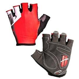 Hincapie 2012 Men's Pace Short Finger Cycling Gloves - 50520M