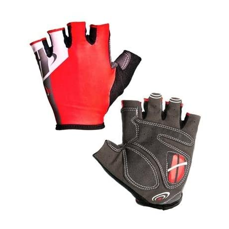 Hincapie 2012 Men's Pace Short Finger Cycling Gloves - 50520M