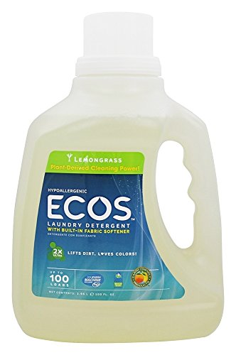 earth-friendly-ecos-hypoallergenic-laundry-detergent-with-built-in-fabric-softeners-lemongrass-100-o