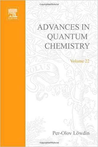 Advances in Quantum Chemistry, Vol.22
