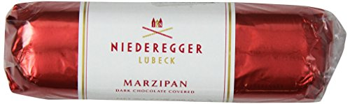Niederegger Chocolate Covered Marzipan Loaf, 7-Ounce