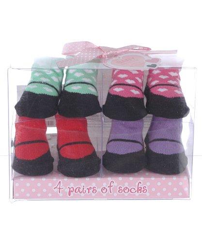 Ladybug Baby Shoes front-648454