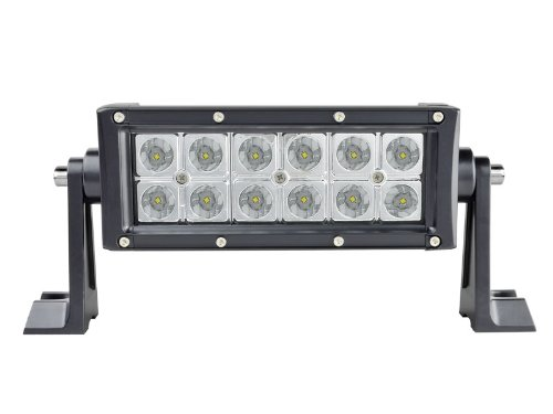 """Lite Wheels Double Row 6"""" 36W Detachable Led Bar,Industrial And Agriculture Lights Off-Road 4X4"""