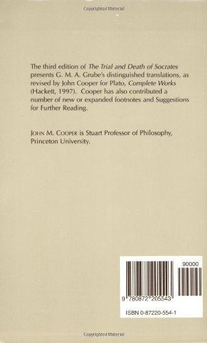 a comparison on the trial and death of socrates and meditations on first philosophy In other words, an inquiry into 'first philosophy', or 'wisdom' meditations is former us president bill clinton's favorite book what other book might you compare the trial and the death of socrates to and why.