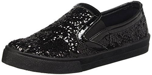 North Star 5396110 Scarpe Low-Top, Donna, Nero, 38
