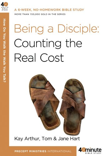 Being a Disciple (40-Minute Bible Studies)