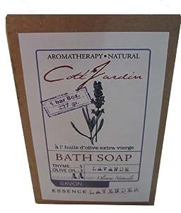 Olivia Care Aromatherapy Natural Savon Soap (Lavender)