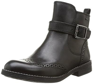 Geox Jr Agata, Boots fille: Chaussures et Sacs