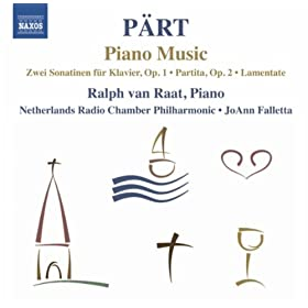 Partita, Op. 2: III. Larghetto