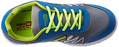 Force 10 (From Liberty) Men's 8151-E18 Sport Track and Field Shoes
