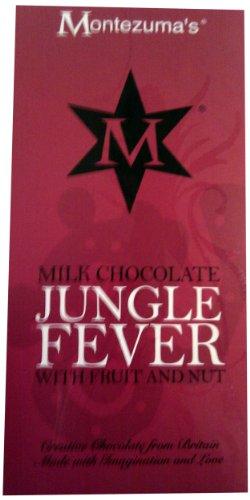 Montezuma's Jungle Fever Chunky Bars 100 g (Pack