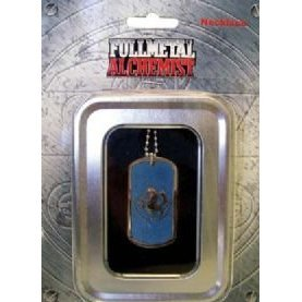 Fullmetal Alchemist State Army's Alchemy Necklace Dog Tag Ge7710 - Buy Fullmetal Alchemist State Army's Alchemy Necklace Dog Tag Ge7710 - Purchase Fullmetal Alchemist State Army's Alchemy Necklace Dog Tag Ge7710 (Full Metal Alchemist, Toys & Games,Categories,Pretend Play & Dress-up,Costumes,Accessories)