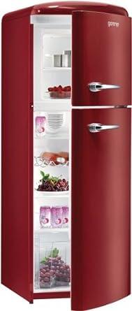 Gorenje RF60309OR Réfrigérateur 229 L A++ Rouge