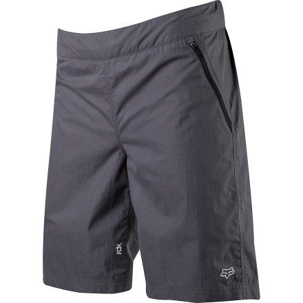 Fox Diva Tempo Bike Shorts Ladies charcoal grey туфли el tempo el tempo el072awvsd40