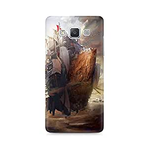 Mobicture Pattern Premium Printed Case For Samsung A5