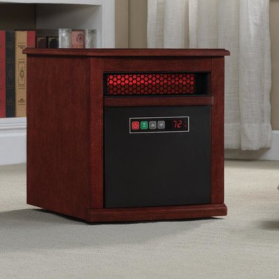 1,500 Watt Portable Electric Infrared Cabinet Heater with Electronic timer function, overheat protection, adjustable thermostat Perfect for Cold Season (Cg Propane Cabinet Heater compare prices)