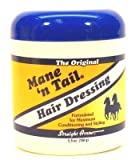 Mane 'n Tail Hair Dressing 5.5 oz. (3-Pack) with Free Nail File