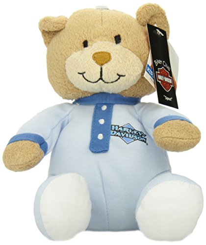 Harley Davidson Biker Club: Boy PJ Spout Bear by Kids Preferred