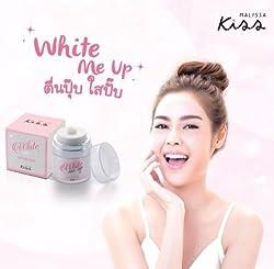 Kiss Collagen White Me Up Sleeping Pack Malissa kiss skincare 15 ml + gift