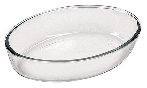 Marinex 1.7 Quart Oval Bake Dish