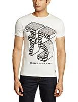Jack & Jones Vénice - T-shirt - Col ras du cou - Manches courtes - Homme