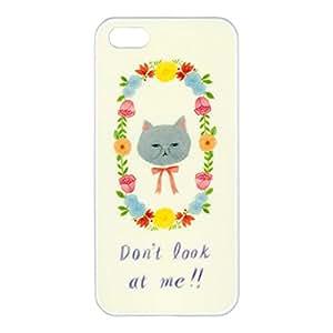 マーズ iphone5/5sカバー Qoonana cat