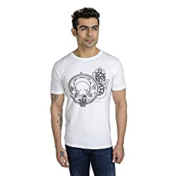 Total Football Zen Football Poly Cotton T-Shirt For Men (Size: Large)