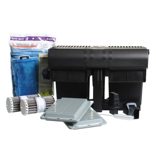 Fish  Aquatic Supplies Emporer Power Filter 400 GphB001D6WZEY : image