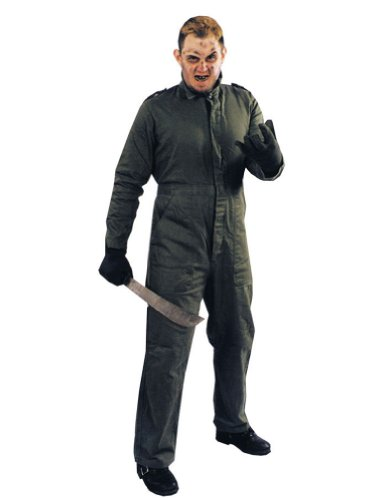 Jumpsuit Horror Halloween Costume - Most Adults